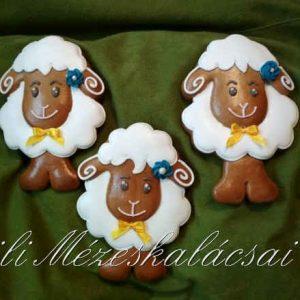 Mézeskalács bárányka